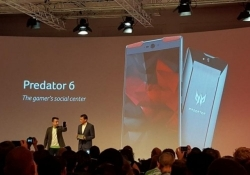 Acer reveals gaming-focused smartphone, monitors, projector and more at the IFA trade show