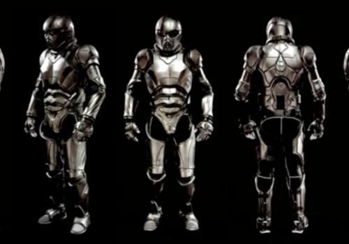 Coming soon: Martial artists competing at full force in high-tech armor