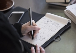 Wacom's Bamboo Spark brings pen and paper into the digital age