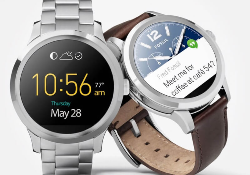 2699439cb Google to acquire  40 million worth of Fossil s smartwatch tech ...