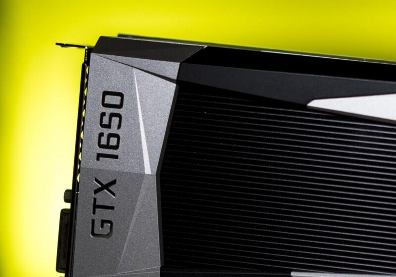 GeForce GTX 1650 matches the RX 570 in one FFXV benchmark